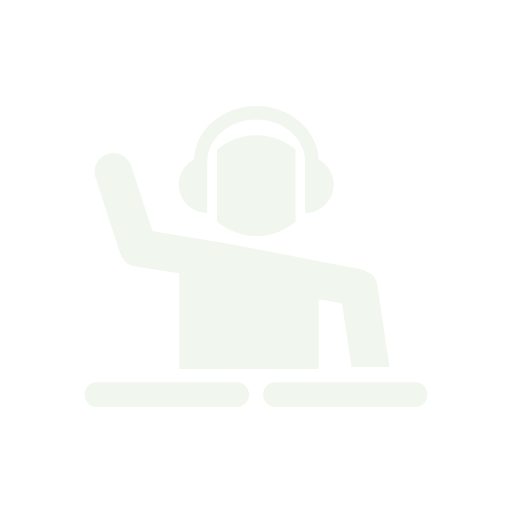 A picture icon of a dj.